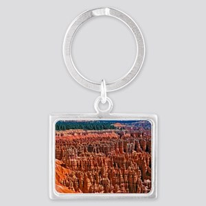 Bryce Canyon Landscape Keychain