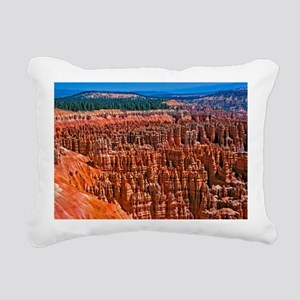 Bryce Canyon Rectangular Canvas Pillow