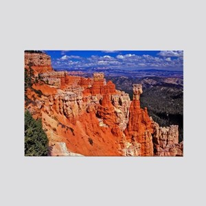 Thor's hammer, Bryce Canyon N.P. Rectangle Magnet