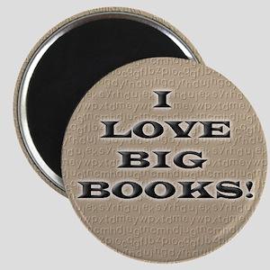 Big Books Magnet