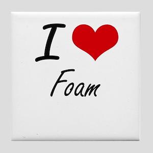 I love Foam Tile Coaster