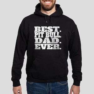 Best Pit Bull Dad Ever Hoodie