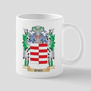 Bara Coat of Arms - Family Crest Mugs