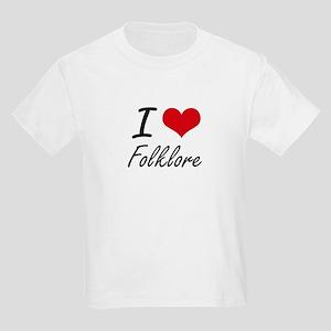 I love Folklore T-Shirt