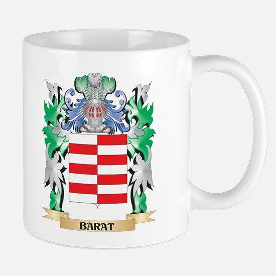 Barat Coat of Arms - Family Crest Mugs
