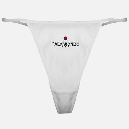 Taekwondo Classic Thong