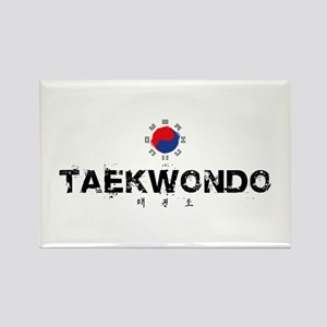 Taekwondo Magnets