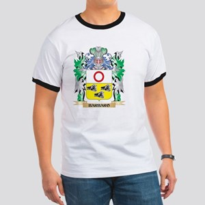 Barbaro Coat of Arms - Family Crest T-Shirt