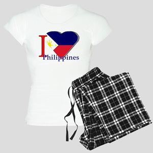 I love Philippines Women's Light Pajamas