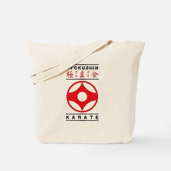 Funny Kyokushin karate Tote Bag