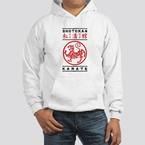 Shotokan Karate Hooded Sweatshirt