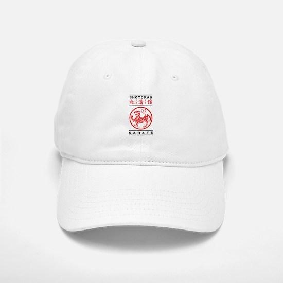 Shotokan Karate Baseball Baseball Cap