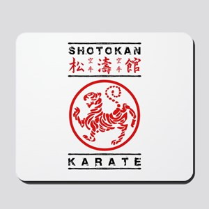 Shotokan Karate Mousepad