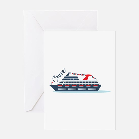 Cruisin Greeting Cards