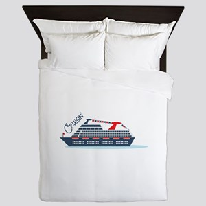 Cruisin Queen Duvet