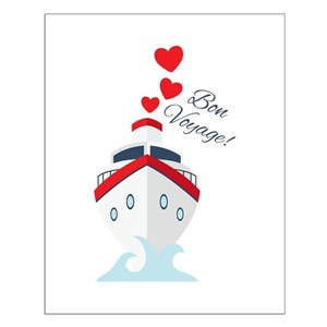 cruise ship posters cafepress