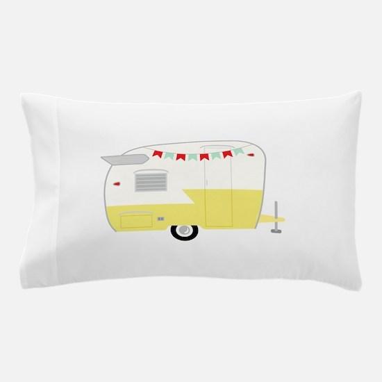 Vintage Camper Pillow Case