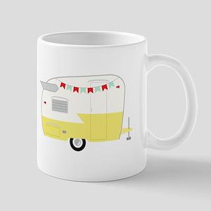 Vintage Camper Mugs