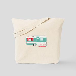 Retro Camper Tote Bag
