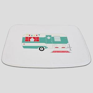 Retro Camper Bathmat