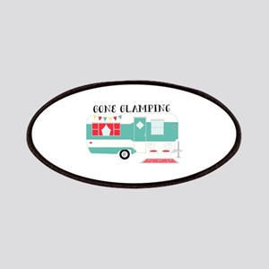 Gone Glamping Patch