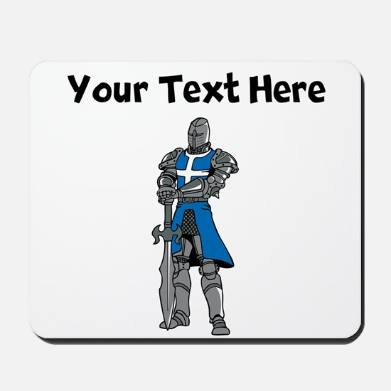 Medieval Knight Mousepad