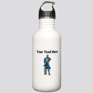 Medieval Knight Water Bottle