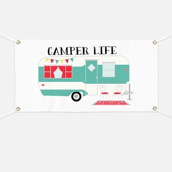 Camper Life Banner