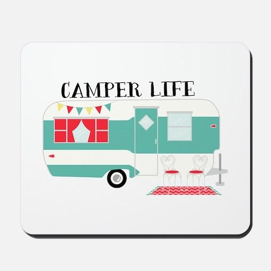 Camper Life Mousepad