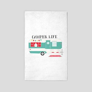 Camper Life Area Rug