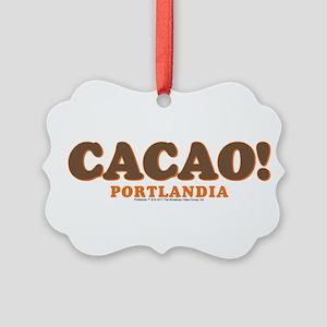 Portlandia Picture Ornament