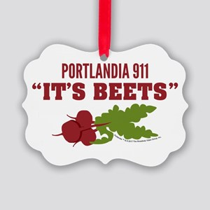 Portlandia Picture Ornament