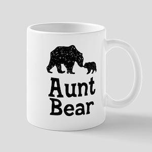 Aunt Bear 11 oz Ceramic Mug