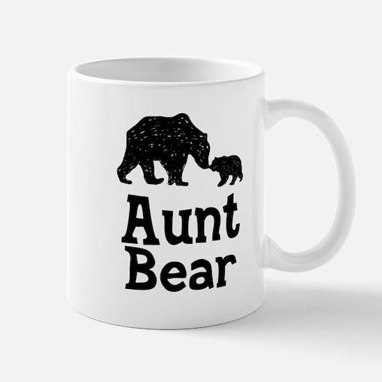 Aunt Bear Mug