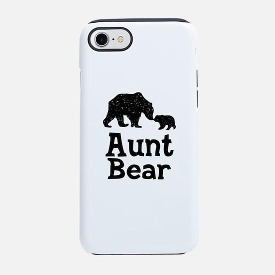 Aunt Bear iPhone 8/7 Tough Case