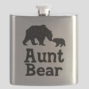 Aunt Bear Flask