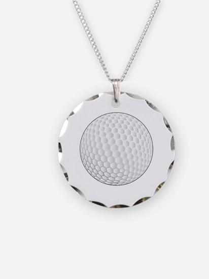 Unique Golf Necklace