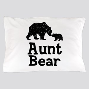 Aunt Bear Pillow Case