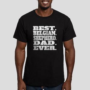 Best Belgian Shepherd Dad Ever T-Shirt