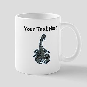 Scorpion Mugs