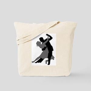Tango Dance Tote Bag