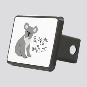 Snuggle With Me Hitch Cover