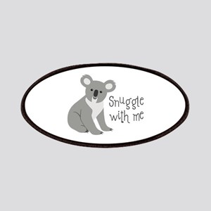 Snuggle With Me Patch