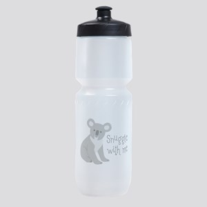 Snuggle With Me Sports Bottle