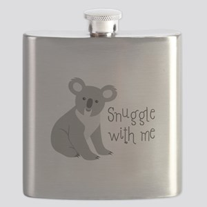 Snuggle With Me Flask