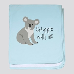 Snuggle With Me baby blanket