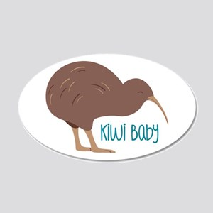 Kiwi Baby Wall Decal