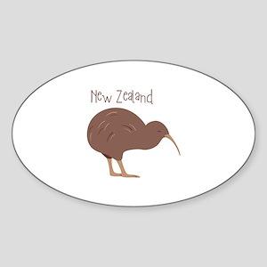 New Zealand Bird Sticker