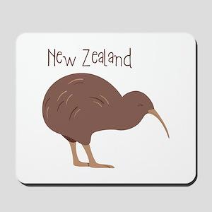 New Zealand Bird Mousepad