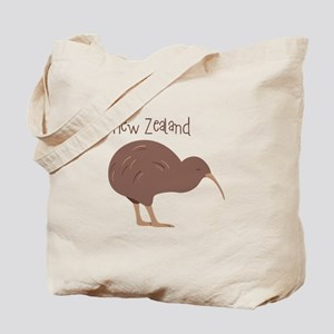 New Zealand Bird Tote Bag